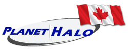 Planet Halo Logo